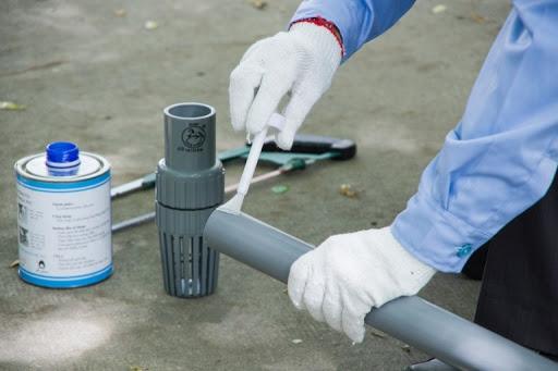 Cách lắp luppe máy bơm nước