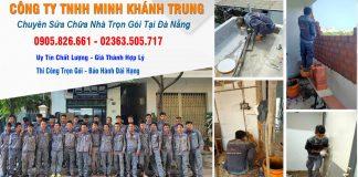 Sửa nhà trọn gói tại Đà Nẵng