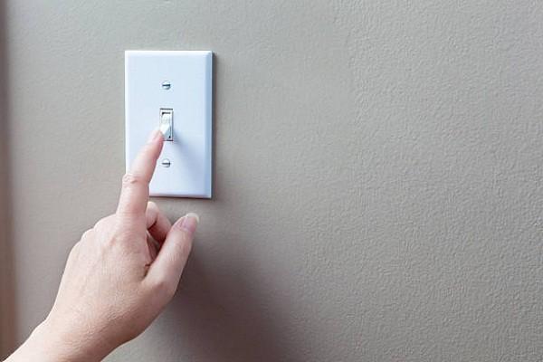 Tắt nguồn điện