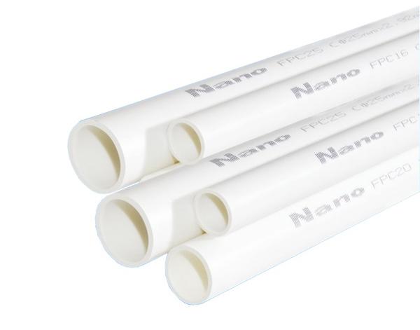 Ống nhựa PVC luồng dây điện