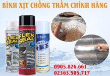 Bình xịt chống thấm tại Đà Nẵng