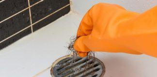 Cách xử lí ống thoát nước bị tắc