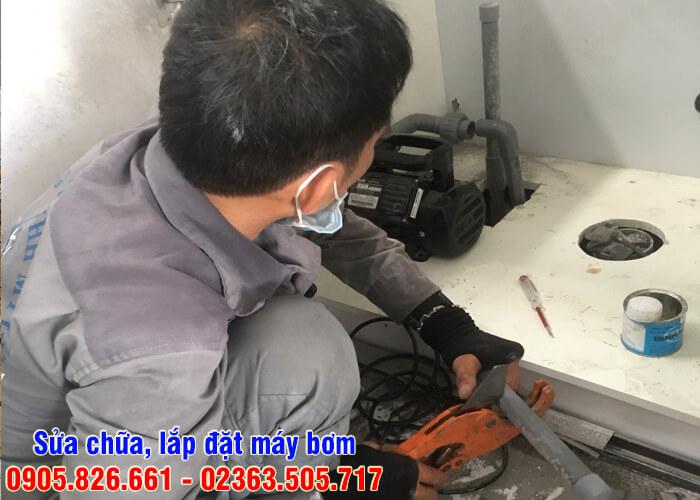 Sửa chữa máy bơm nước Đà Nẵng