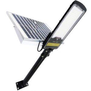 Đèn đường năng lượng mặt trời JinDian 129w JD-298