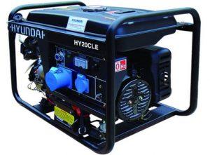 Máy phát điện chạy xăng Hyundai HY20CLE (1)