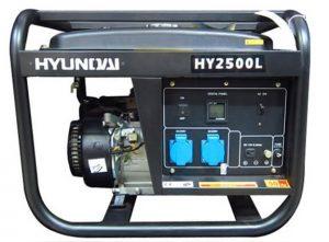 Máy phát điện xăng Hyundai HY2500L (2.0 - 2.2Kw) (1)