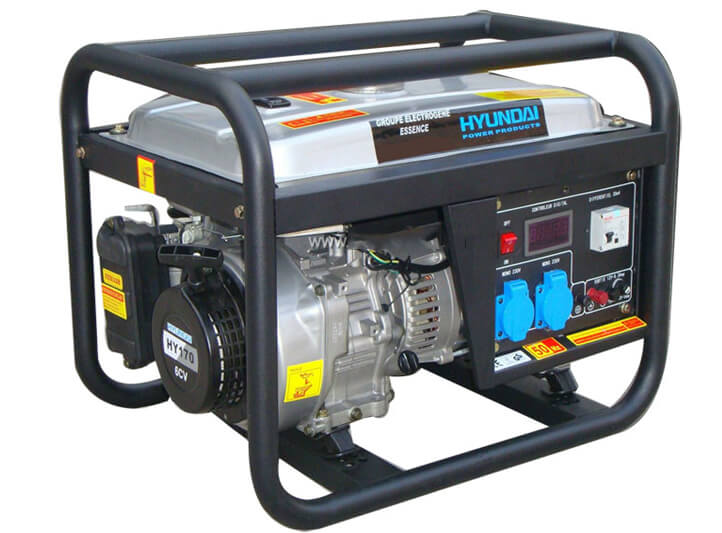 Máy phát điện xăng Hyundai HY2500LE (1)