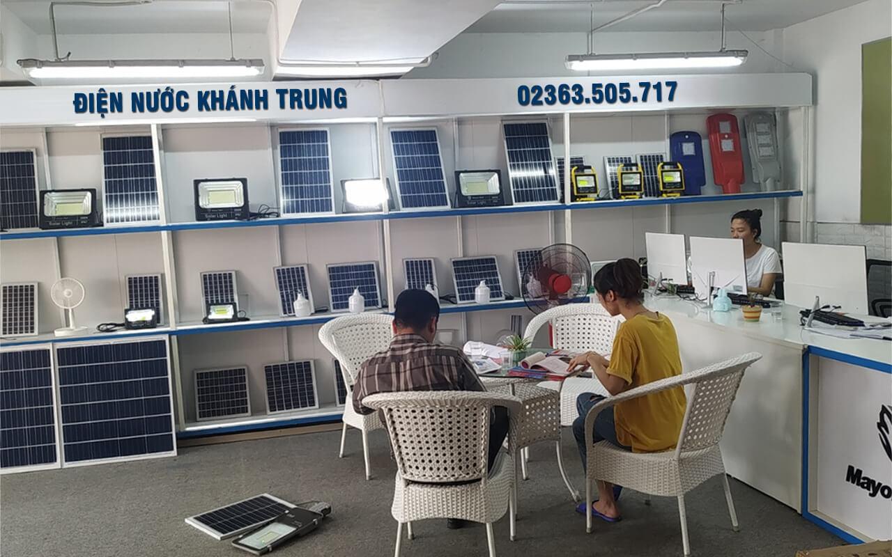 Cửa hàng đèn năng lượng mặt trời tại Đà Nẵng