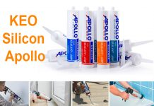 Keo silicon apollo Đà Nẵng