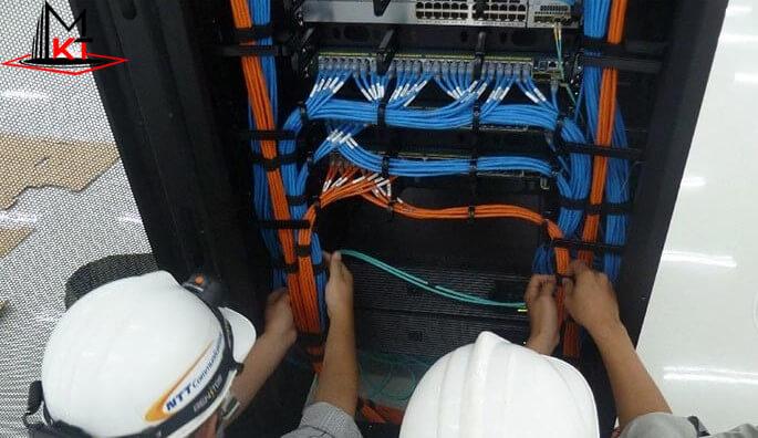 Kiểm tra lắp đặt điện nhẹ