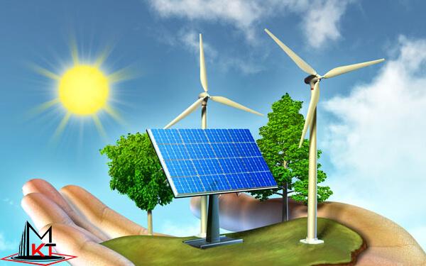 Điện năng lượng mặt trời thân thiện với môi trường
