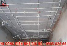 Thi công điện nhẹ tại Đà Nẵng