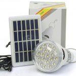 Đèn tích điện năng lượng mặt trời Suntek EP-020
