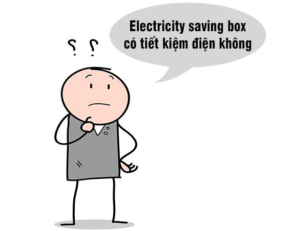 Electricity saving box co tiet kiem dien khong