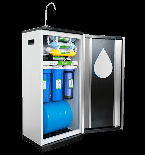 Sử dụng máy lọc nước ngầm