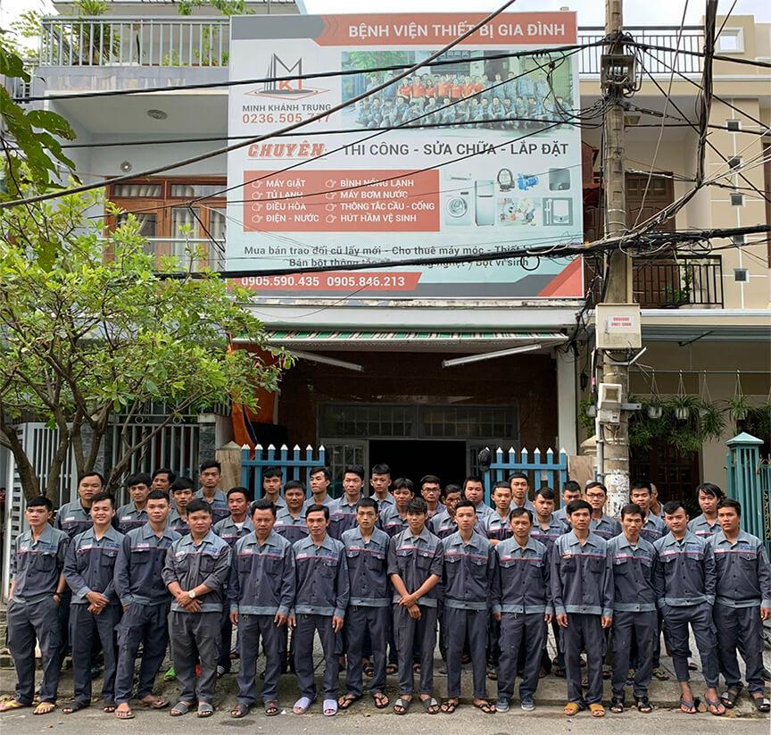 Thợ điện nước Khánh Trung