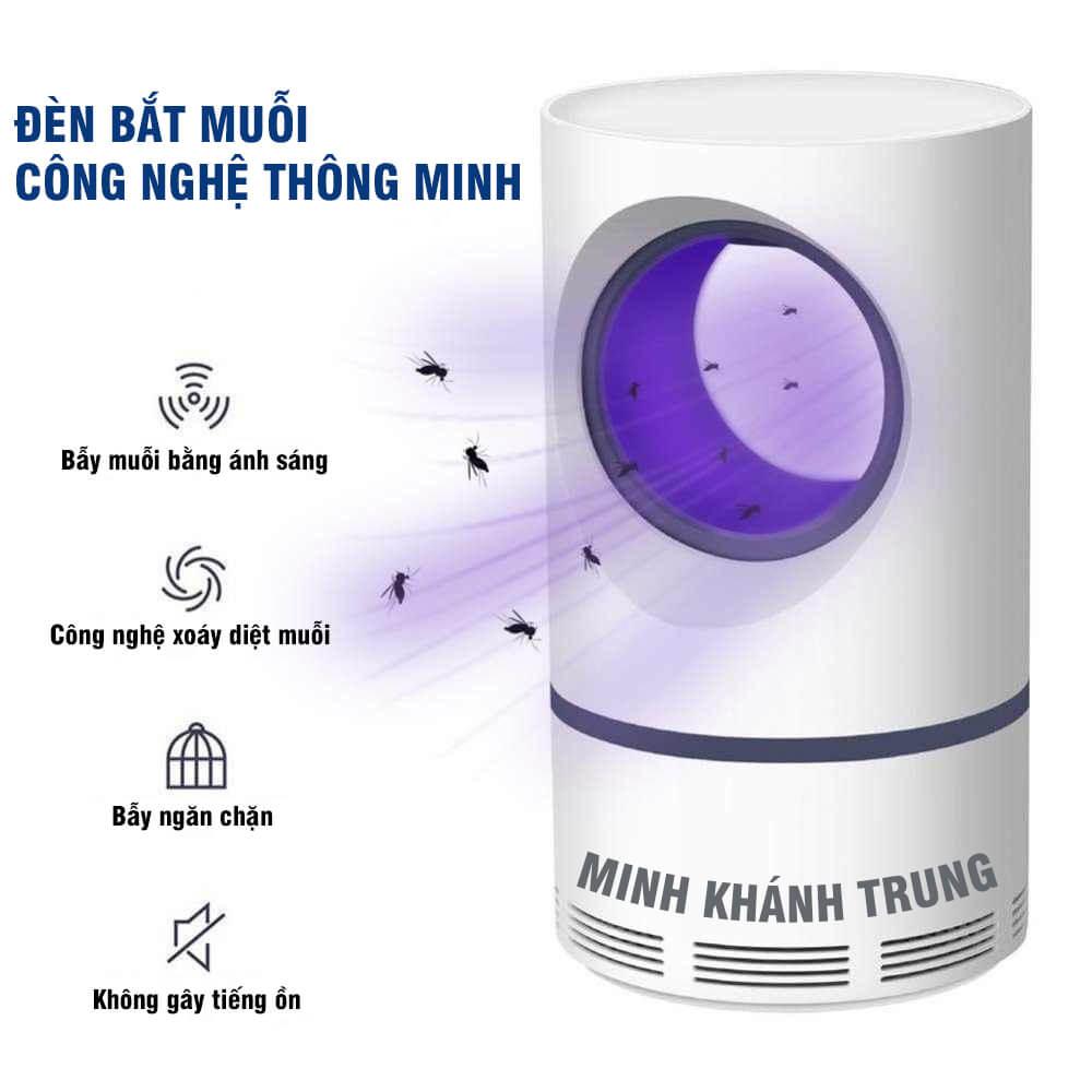 Đèn bắt muỗi hiện đại