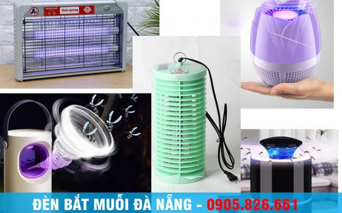 Đèn bắt muỗi giá rẻ đà nẵng