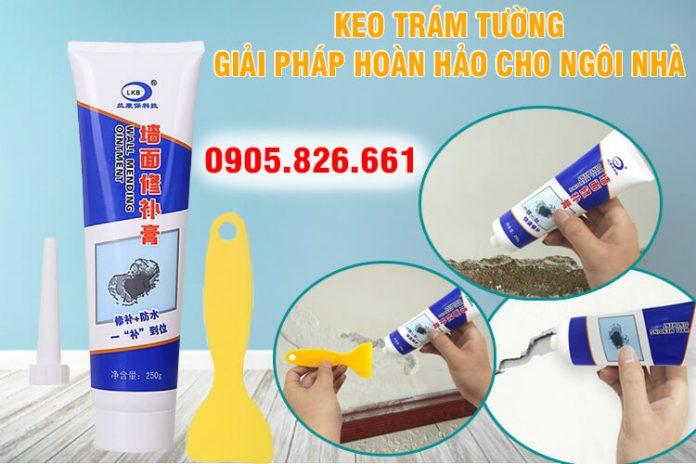 Keo trám vá tường Đà Nẵng