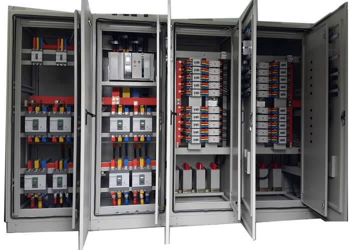 Tác dụng tủ điện công nghiệp