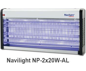 Đèn diệt con trùng Navilight NP-2x20W-AL