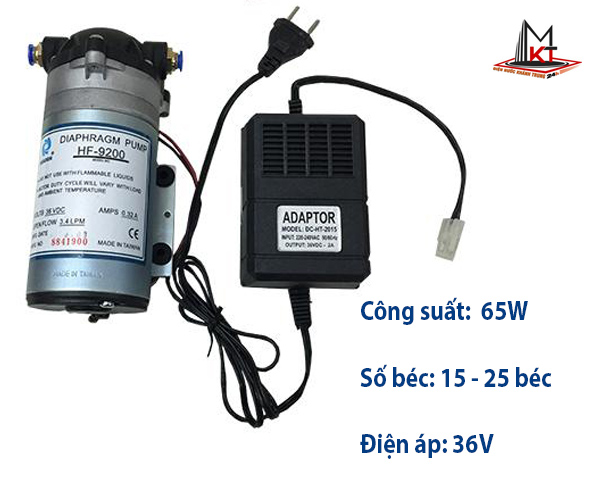 may-bom-phun-suong-36V HF-9200